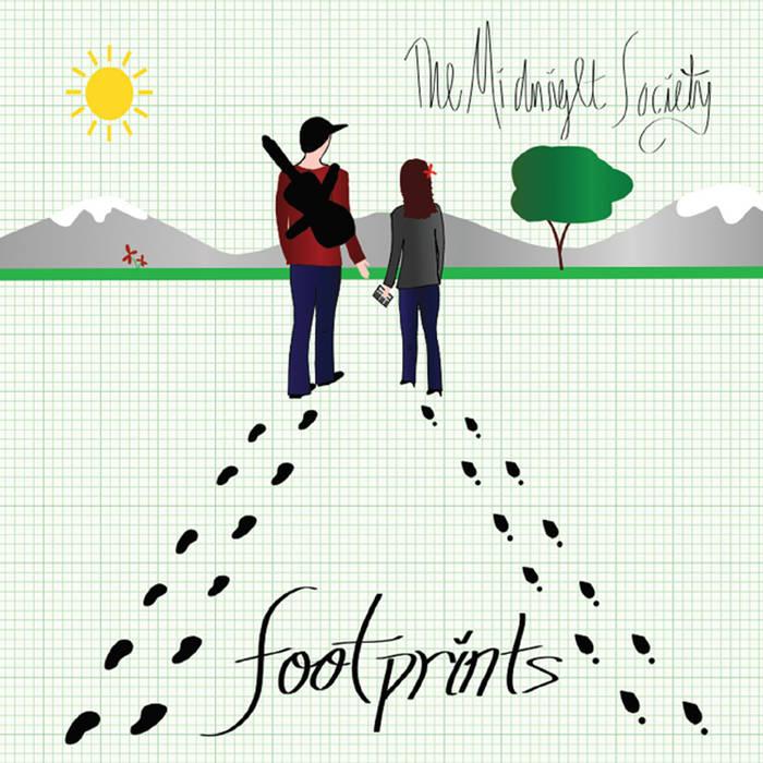Footprints cover art