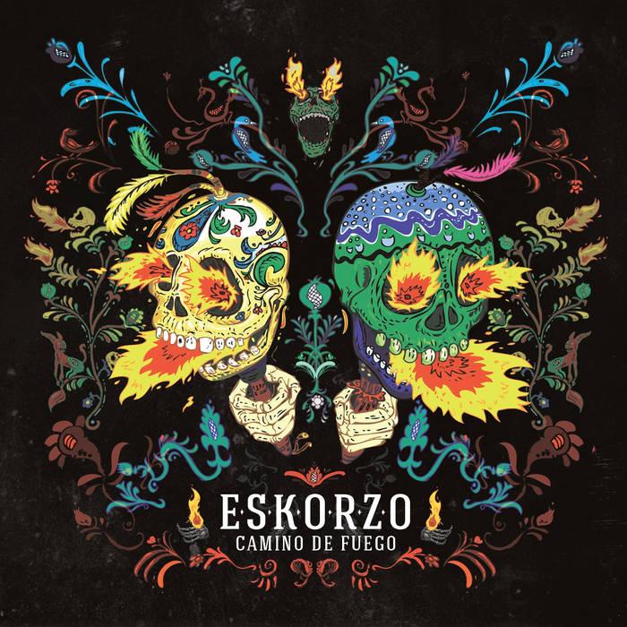 Camino de Fuego cover art