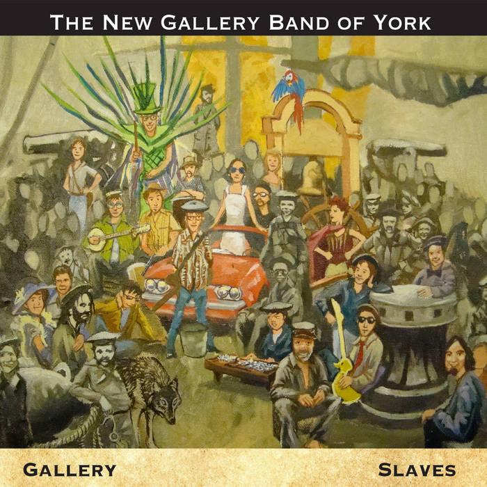 Gallery Slaves cover art