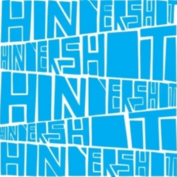 Hindershot cover art