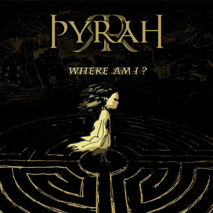 Where Am I? cover art