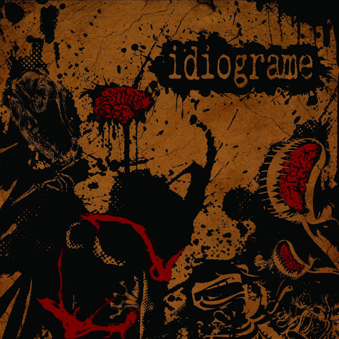 Idiograme cover art