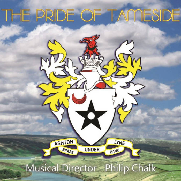 The Pride of Tameside cover art