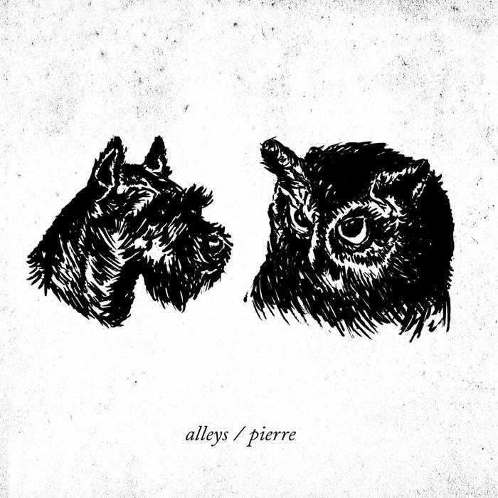 Alleys/Pierre Split cover art