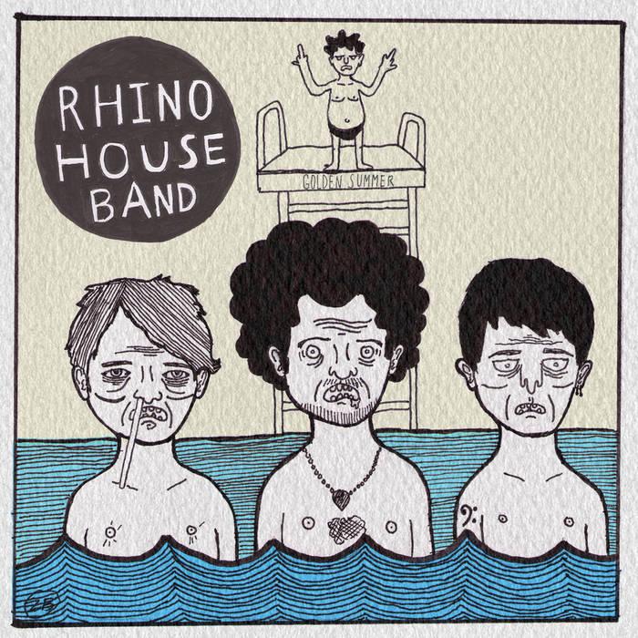 Golden Summer EP cover art