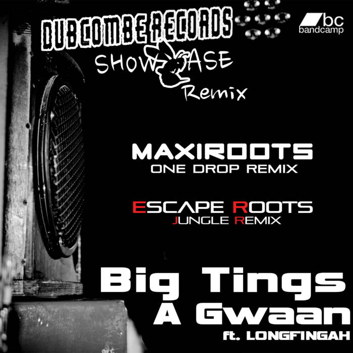 [DCR007] DubCombe Records Showcase Remix cover art