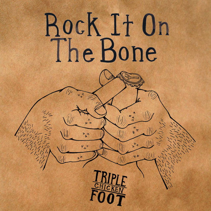Rock It On the Bone cover art