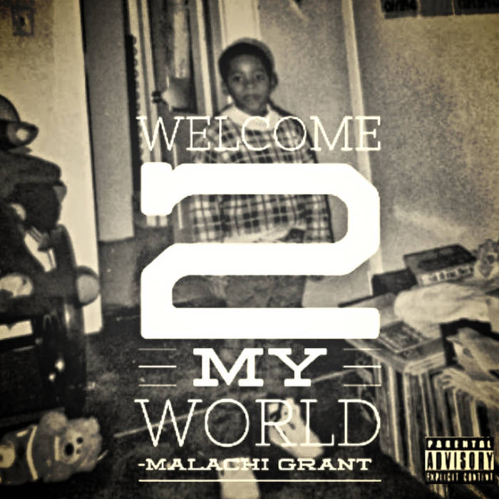 Welcome 2 My World cover art