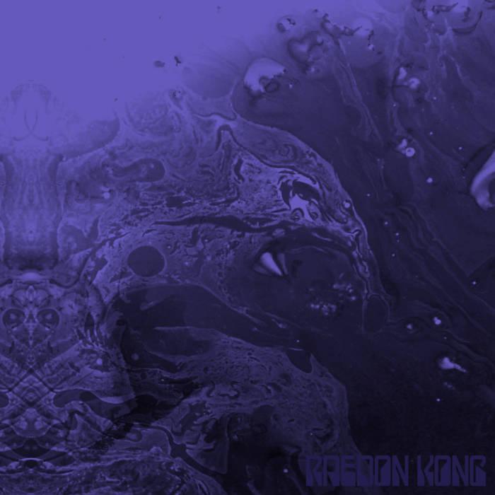 RAEDON KONG cover art