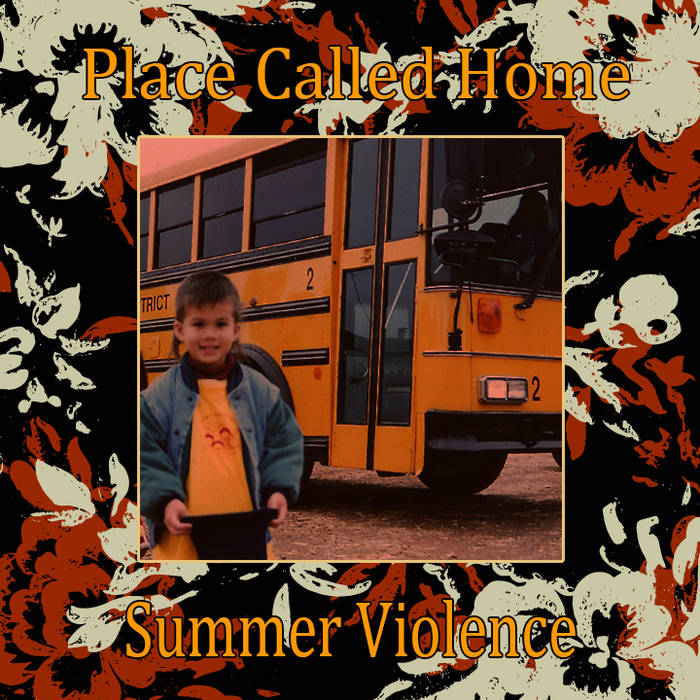 Summer Violence cover art