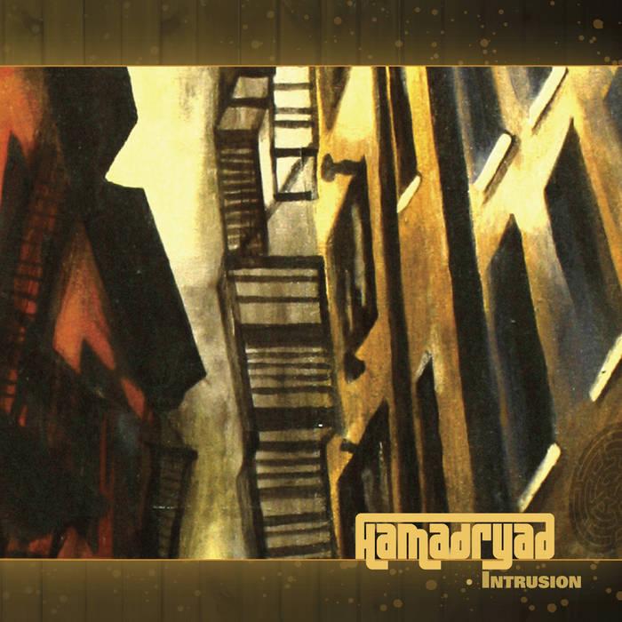 Intrusion cover art