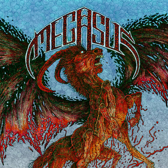 MEGASUS cover art