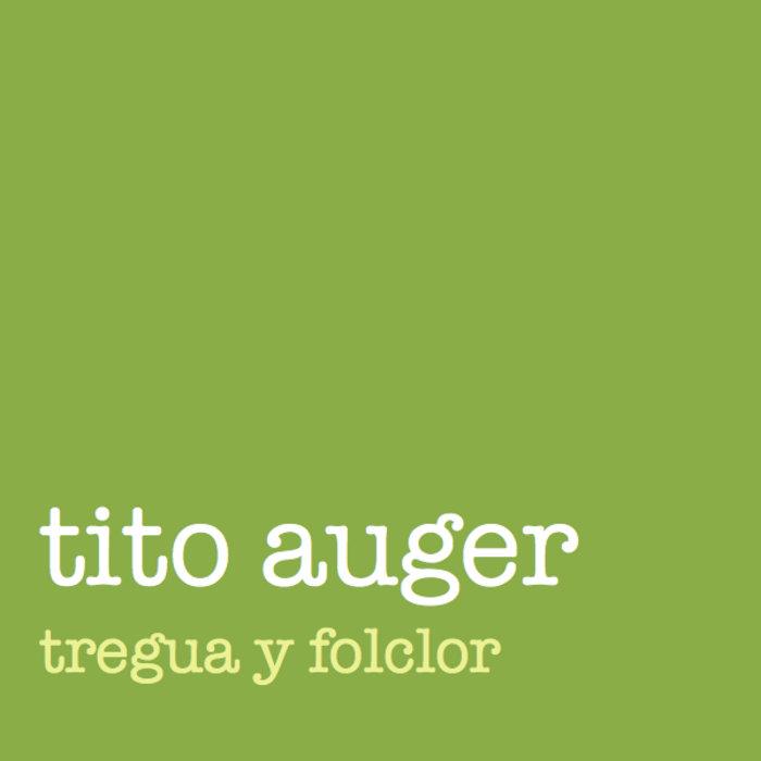 Tregua y Folclor cover art
