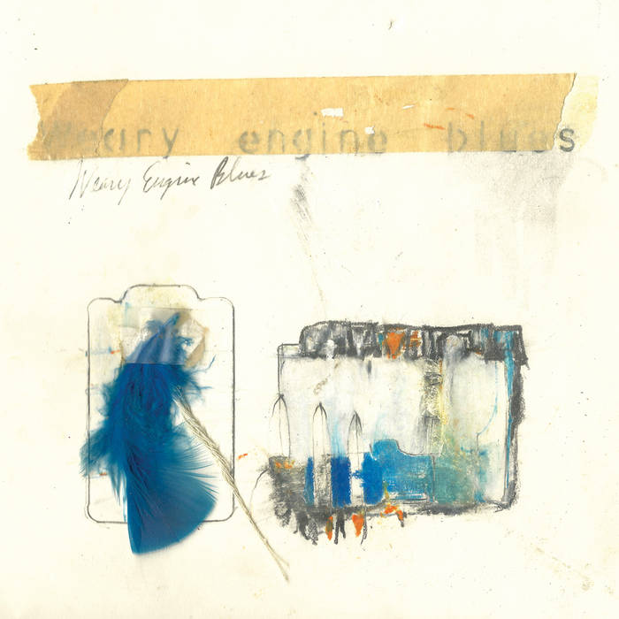Weary Engine Blues cover art