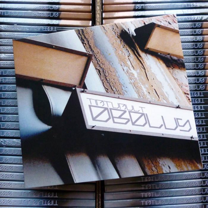 """""""OBOLUS"""" cover art"""