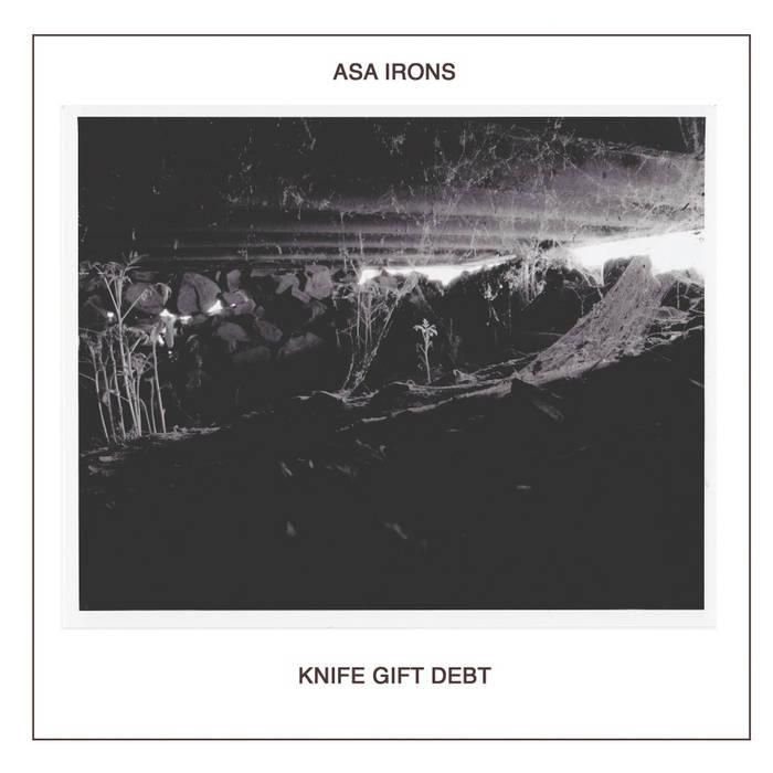 Knife Gift Debt cover art