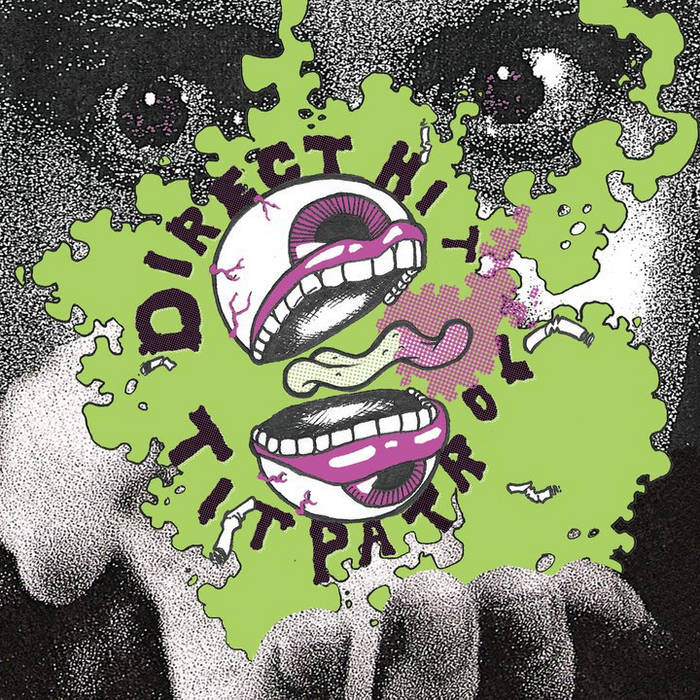 Split w/Direct Hit cover art