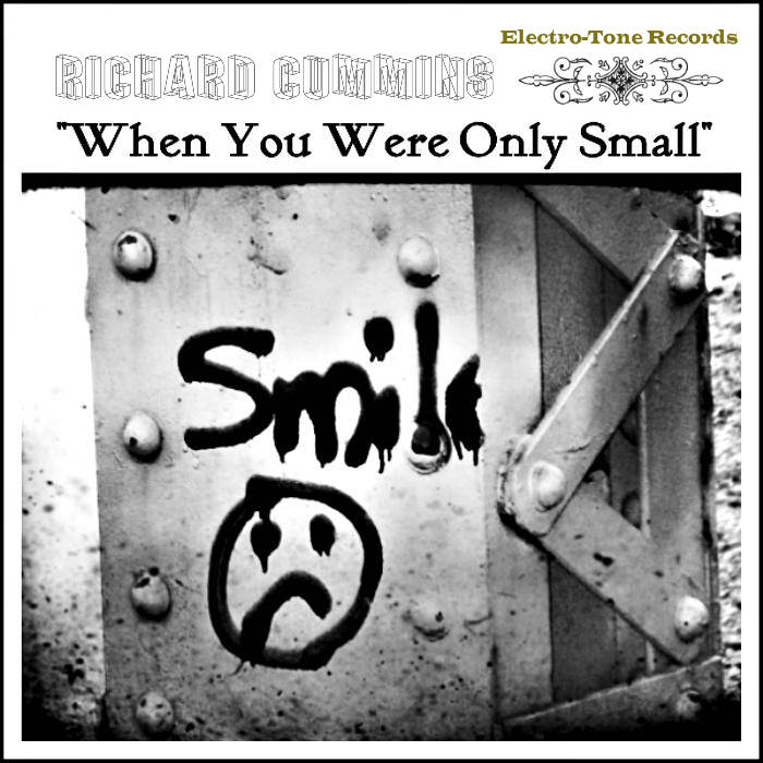 When You Were Only Small - E.P. cover art