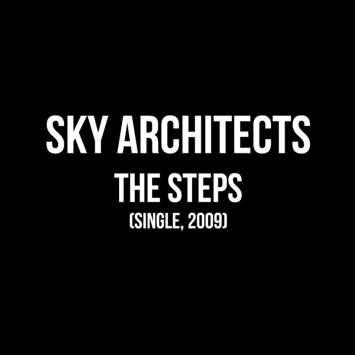 THE STEPS (Single, 2009) cover art