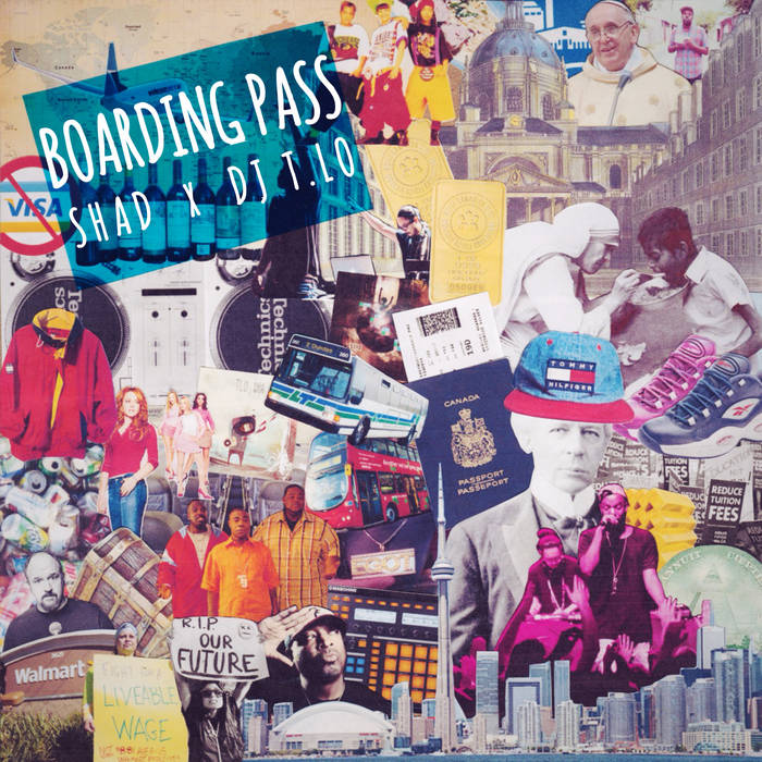 Boarding Pass EP cover art