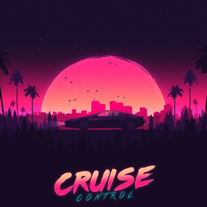 Cruise Control (OST) cover art