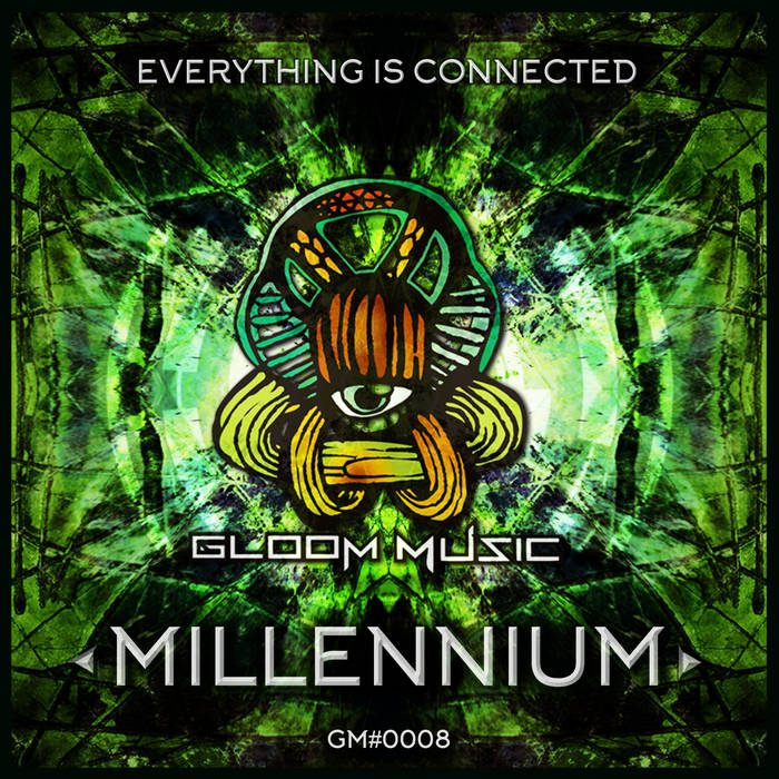 Millennium - Everything Is Connected cover art
