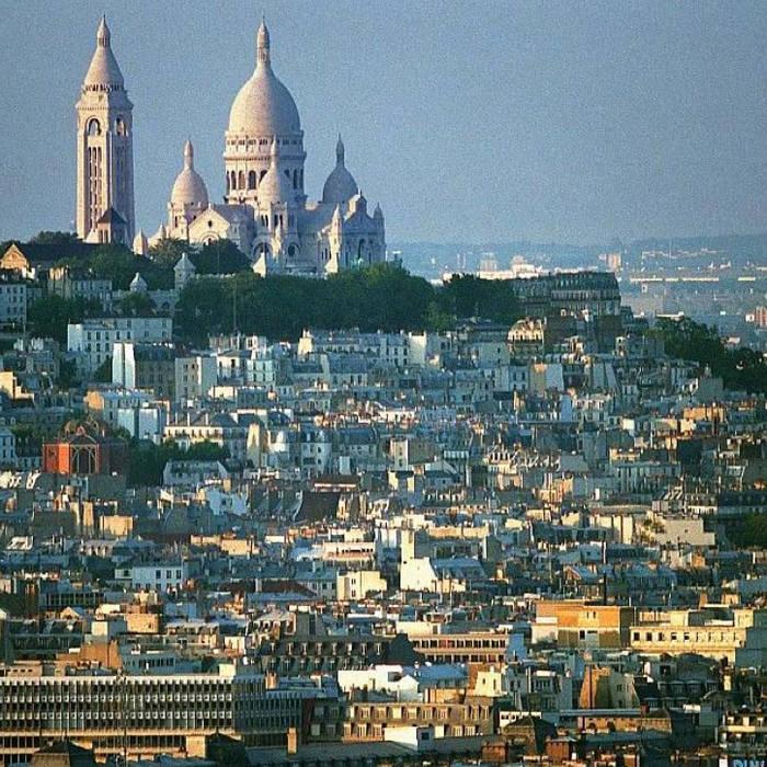 Paris Under The Sun cover art