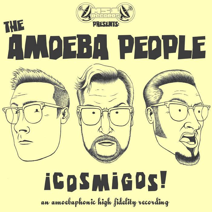 ¡Cosmigos! cover art