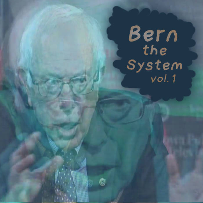 Bern The System vol. 1 cover art
