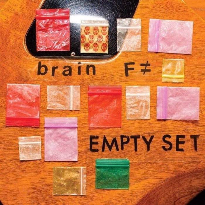 EMPTY SET cover art