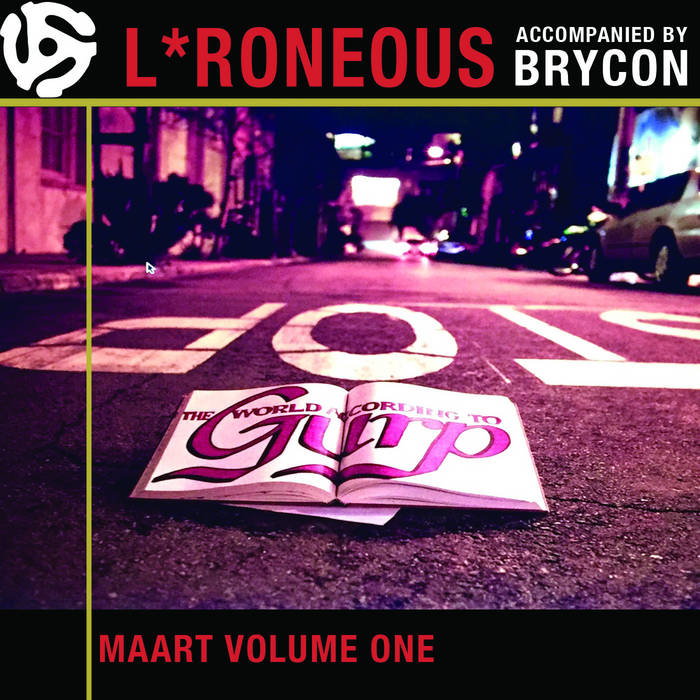 Maart Volume One: The World According To Gurp cover art