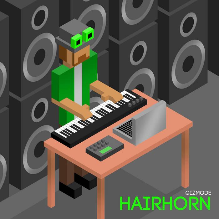 Hairhorn cover art