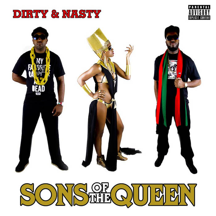 Sons Of The Queen cover art