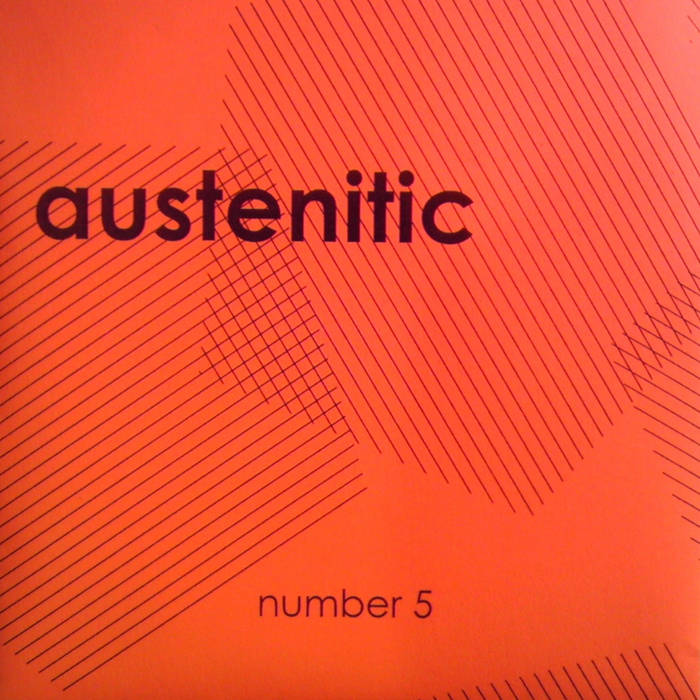 number 5 cover art