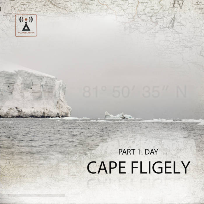 Point: Cape Fligely. Part 1. Day cover art