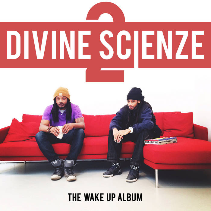 Divine ScienZe 2: The Wake Up Album cover art