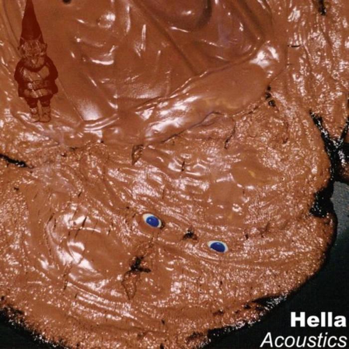 Hella Acoustics (EP) cover art