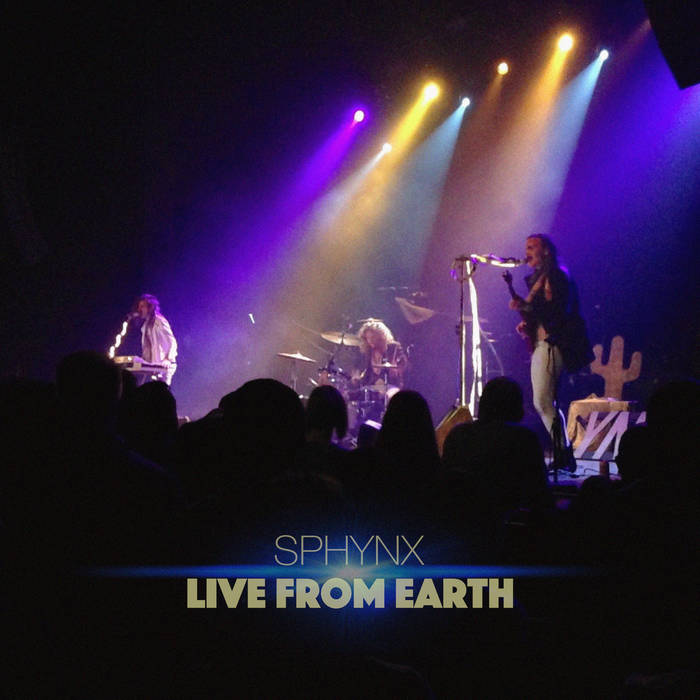 Live from Earth cover art