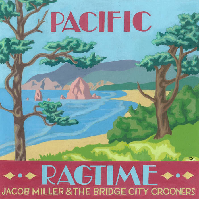 Pacific Ragtime cover art