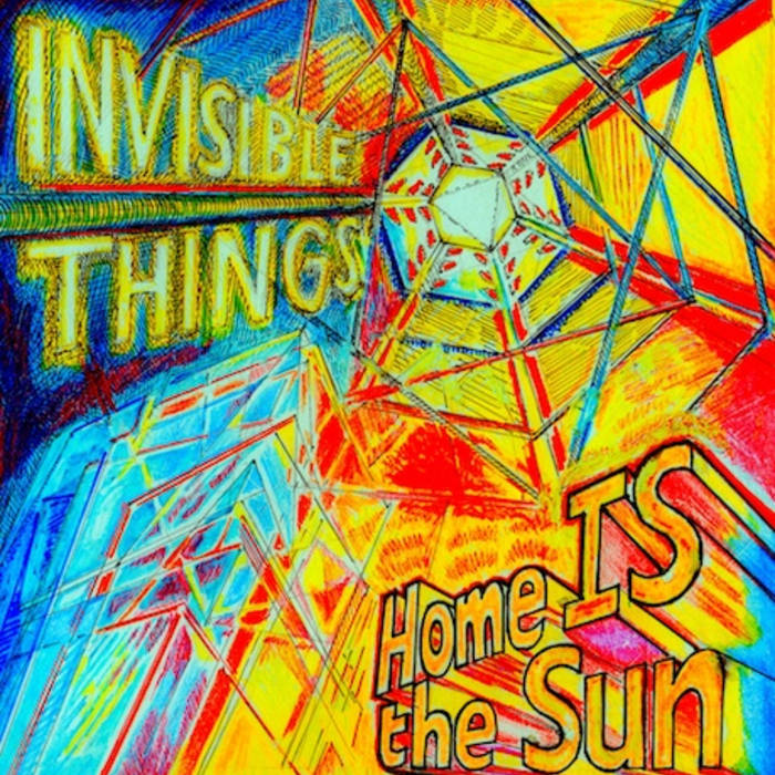 Home IS the Sun cover art