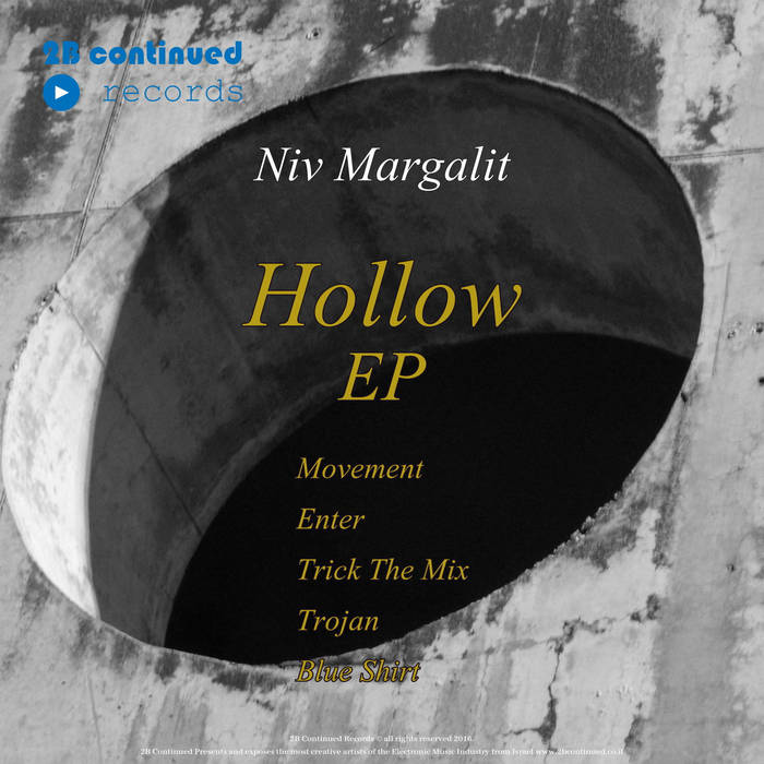 Hollow EP cover art