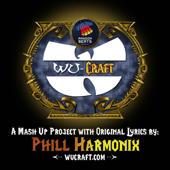 RandomBeats Presents...WuCraft cover art