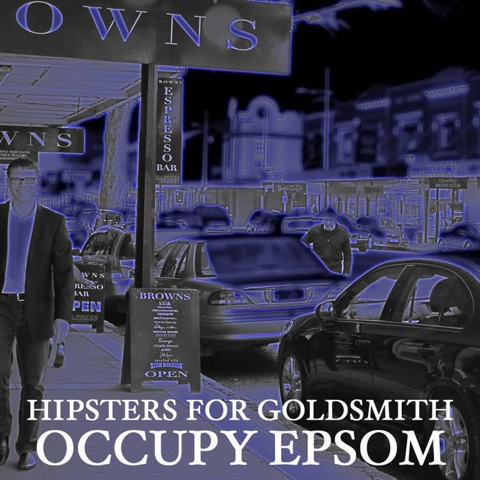 Occupy Epsom cover art