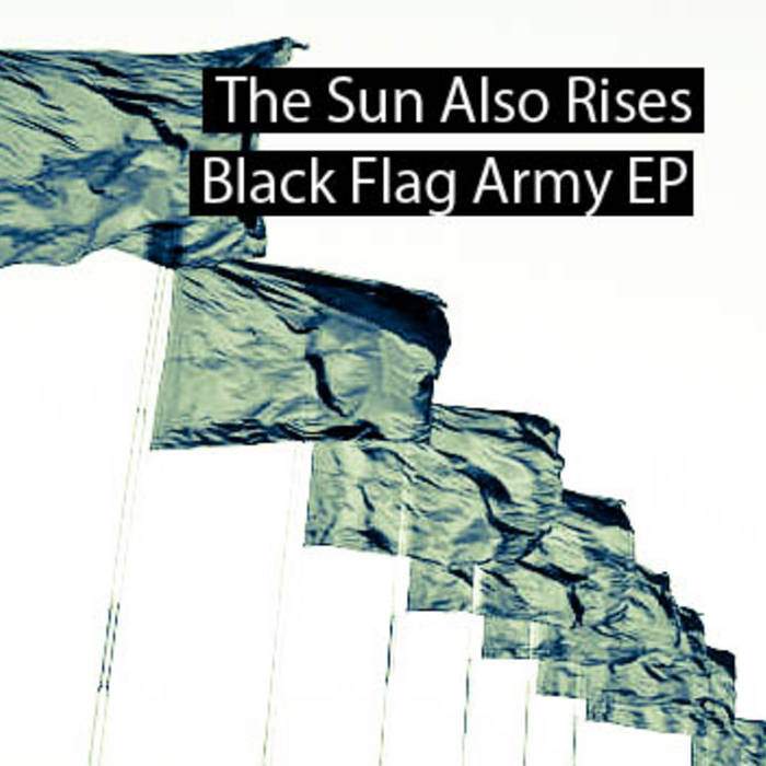Black Flag Army EP cover art