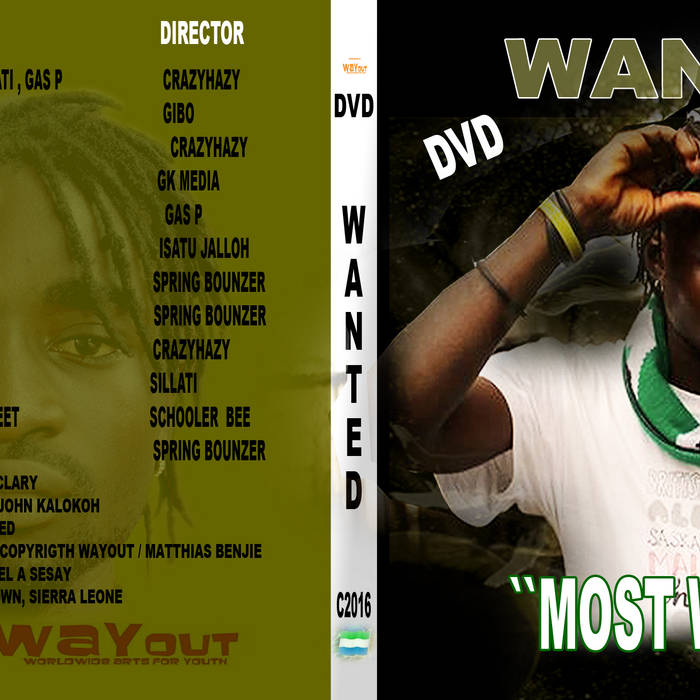 Most Wanted cover art