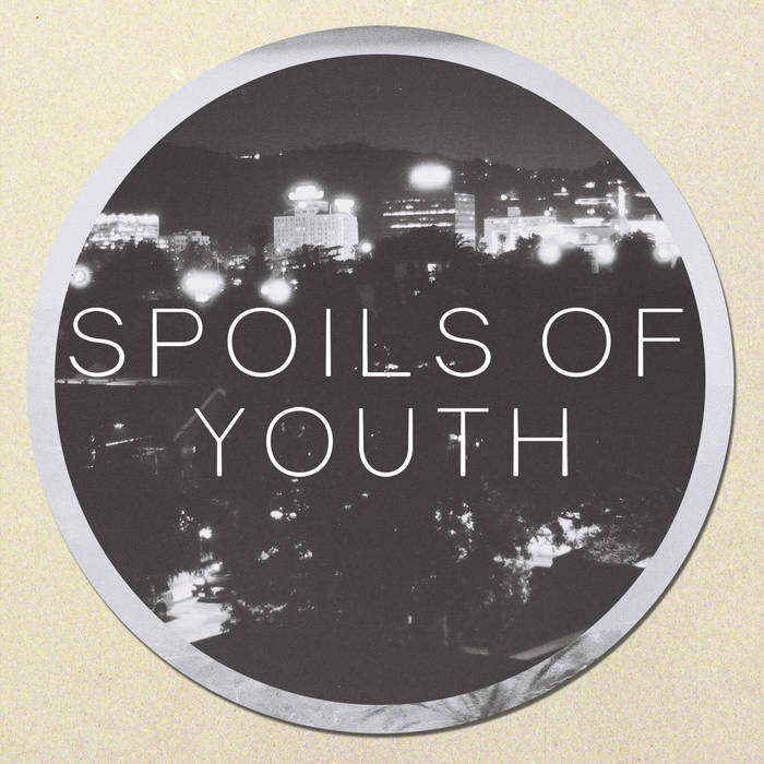 Spoils Of Youth B-Sides cover art