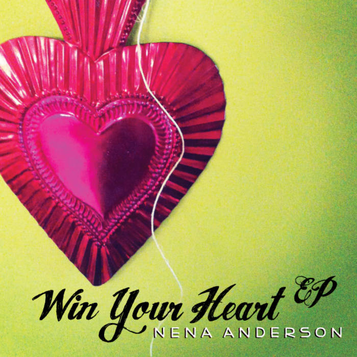 Win Your Heart (Digital EP) cover art