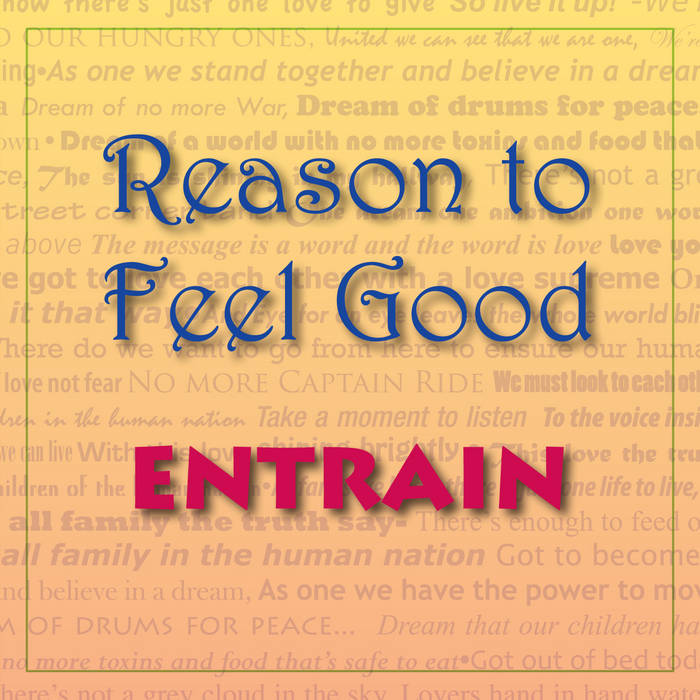Reason To Feel Good cover art