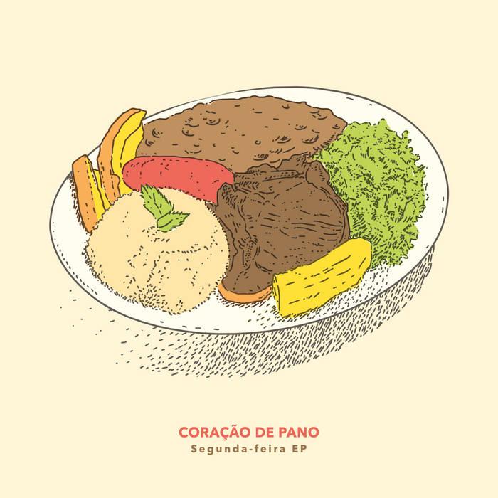 Segunda-feira EP cover art
