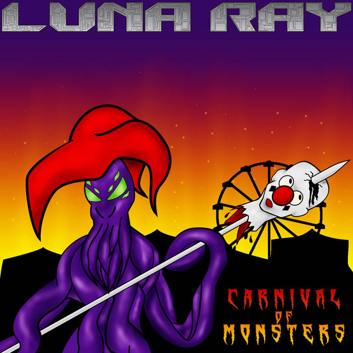 Carnival of Monsters cover art